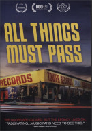 All Things Must Pass: The Rise And Fall Of Tower Records Movie