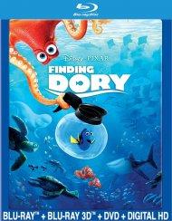 Finding Dory (Blu-ray 3D + Blu-ray + DVD + UltraViolet) Blu-ray