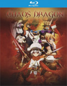 Chaos Dragon: Complete Series (Blu-ray + DVD Combo) Blu-ray