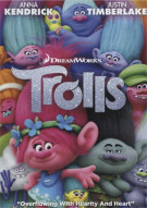 Trolls (DVD + UltraViolet) Movie