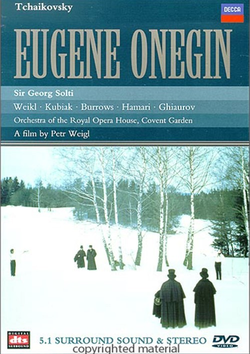 Tchaikovsky: Eugene Onegin Movie