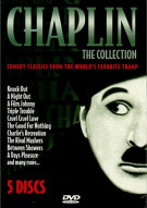Chaplin Box Set Movie
