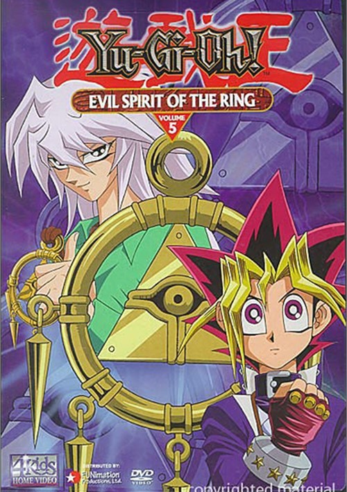Yu-Gi-Oh! 5: Evil Spirit Of The Ring Movie