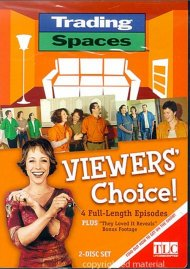 Trading Spaces: Viewers Choice Movie