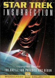 Star Trek: Insurrection Movie