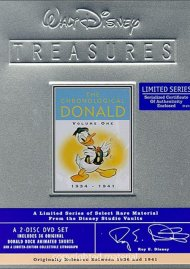 Chronological Donald, The: Walt Disney Treasures Limited Edition Tin  Movie