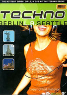 Techno: Berlin, L.A., Seattle Movie