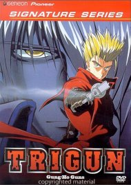 Trigun 4: Gung-Ho Guns - Signature Series Movie