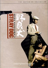 Stray Dog: The Criterion Collection Movie