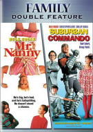 Mr. Nanny / Suburban Commando (Double Feature) Movie