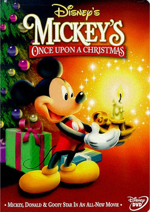 Mickey's Once Upon A Christmas (DVD 1999) | DVD Empire