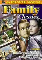 Family Classics: 4 Movie Pack - Volume 1 Movie