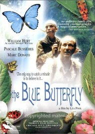 Blue Butterfly, The Movie