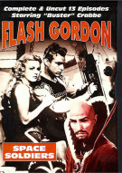 Flash Gordon: Space Soldiers Movie