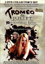 Tromeo & Juliet: 10th Anniversary Edition Movie