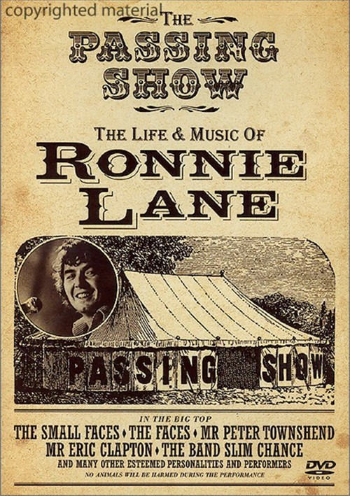 Passing Show, The: The Life & Music Of Ronnie Lane Movie