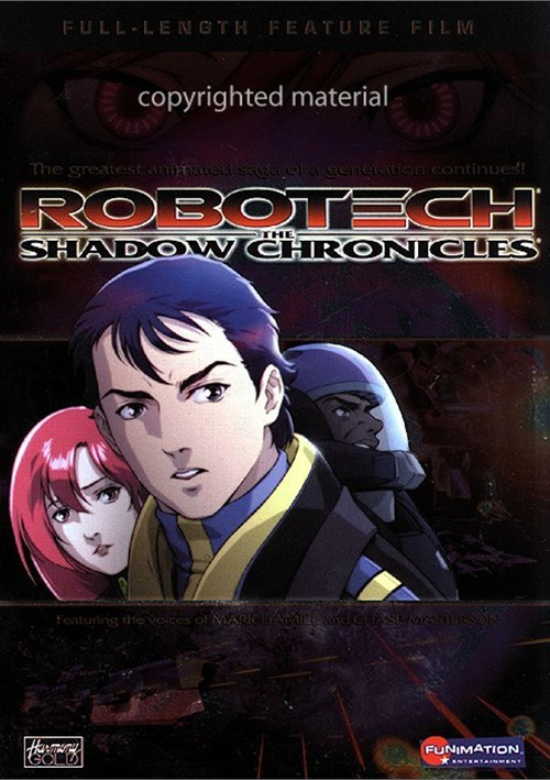 Robotech: The Shadow Chronicles Movie