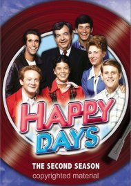 Happy Days: The Second Season Movie