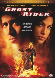 Ghost Rider (Fullscreen) Movie