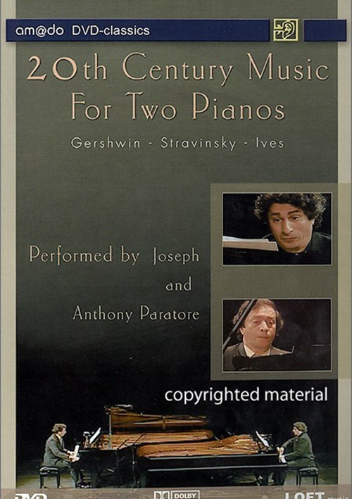 20th Century Music For Two Pianos Movie