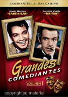 Grandes Comediantes: Volumen 1 Movie