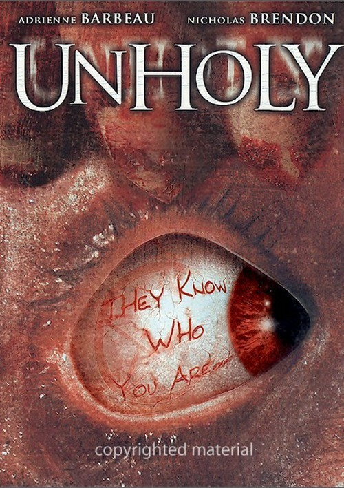 Unholy Movie