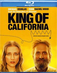 King Of California Blu-ray
