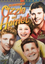 Adventures Of Ozzie & Harriet, The: Volume 3 Movie