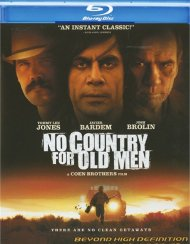 No Country For Old Men Blu-ray