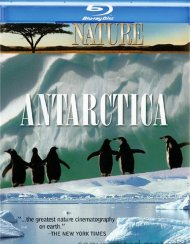 Nature: Antarctica Blu-ray
