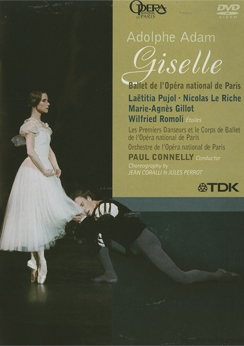 Adolphe Adam: Giselle Movie