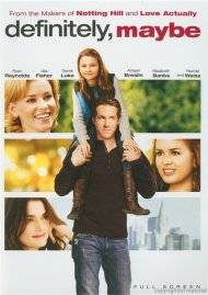 Definitely, Maybe (Fullscreen) Movie