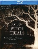 Salem Witch Trials Blu-ray