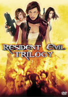 Resident Evil Trilogy Movie