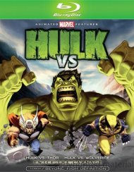 Hulk Vs. Blu-ray