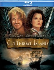 Cutthroat Island Blu-ray