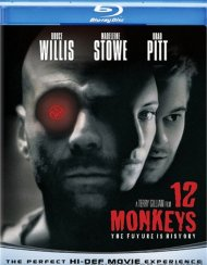 12 Monkeys Blu-ray