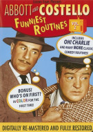 Abbott And Costello: Funniest Routines - Vol. 2 Movie