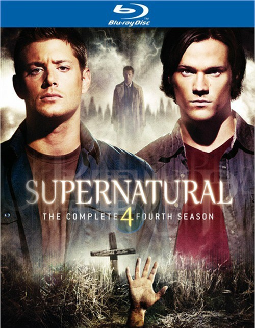 Supernatural: The Complete Fourth Season Blu-ray