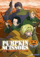 Pumpkin Scissors Complete Series Movie