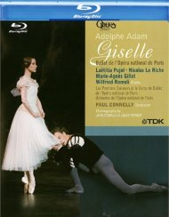 Adolphe Adam: Giselle Blu-ray