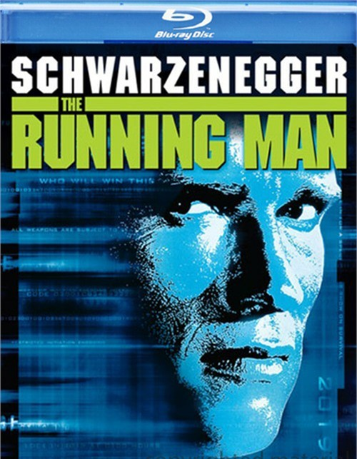 Running Man, The Blu-ray