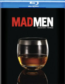 Mad Men: Season Three Blu-ray