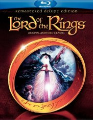 Lord Of The Rings, The: Remastered Deluxe Edition Blu-ray
