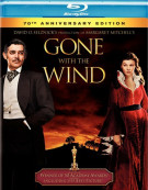 Gone With The Wind: 70th Anniversary Edition Blu-ray