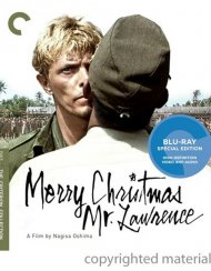Merry Christmas Mr. Lawrence: The Criterion Collection Blu-ray