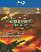 World War II 360 Blu-ray