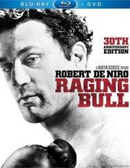 Raging Bull: 30th Anniversary Edition (Blu-ray + DVD Combo) Blu-ray