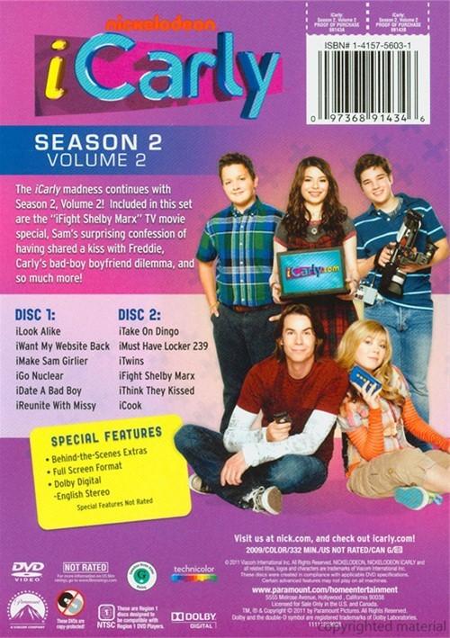 Icarly Season 2 Related Keywords & Suggestions - Icarly