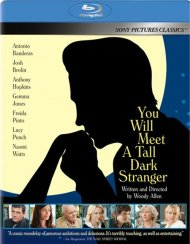 You Will Meet A Tall Dark Stranger Blu-ray